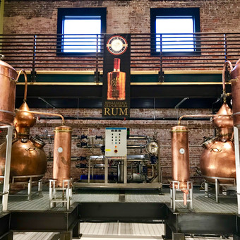 Picture of Rum Distillery Tour - Brunswick
