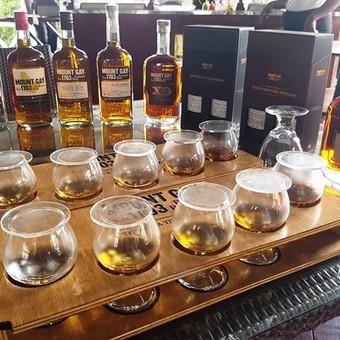Picture of FULL SIGNATURE RUM TASTING WITH TRANSPORTATION