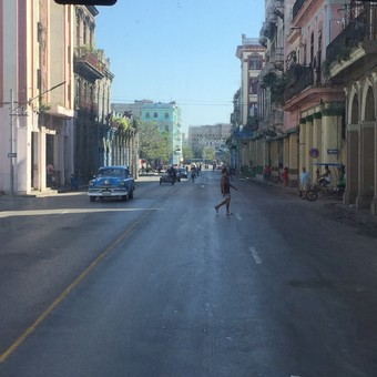 Picture of New Year's in Cuba